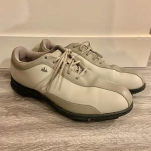 Adidas spiked golf shoes woman's size 9.5